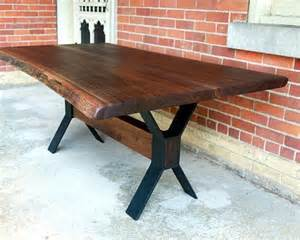 Modern design steel table legs walnut dining table dining tables live