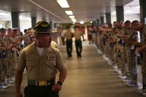 boat to pari island dvids images recruits meet parris island drill