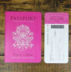 Passport Wedding Invitations Template by 25 Best Ideas About Passport Wedding Invitations On