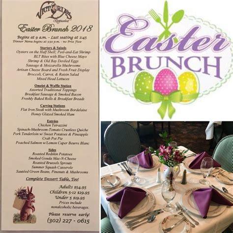Easter Sunday Brunch Buffet Cape Gazette Easter Sunday Buffet
