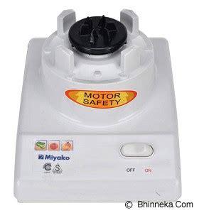 Promo Diskon Miyako Bl 101 Pl Blender Plastik Termurah jual miyako blender bl 101 pl cek blender terbaik