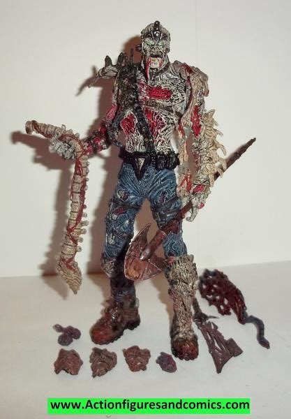 13 Curse Of Spawn Statue By Mcfarlane Toys spawn hatchet 1998 series 13 curse of the spawn complete todd mcfarlan actionfiguresandcomics