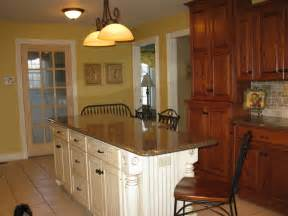 kitchen island different color than cabinets kitchen dark cabinets white island dark kitchen pinterest