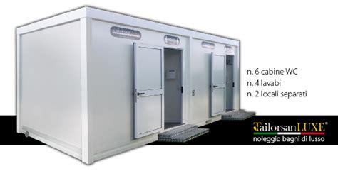 bagni chimici prezzi vendita monoblocco wc tailorsan noleggio wc chimici