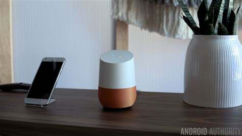 google home google home hands on the future of the home android