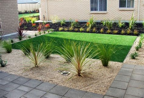 simple landscaping designs front house patio design app backyard designs ideas simple landscape desert part 16 chsbahrain com