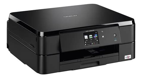 dcp j562dw inkjet printer review review pc advisor
