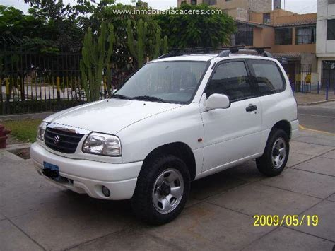 2002 Suzuki Vitara 2002 Suzuki Vitara Information And Photos Momentcar
