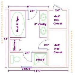 master bathroom and closet floor plans bakery layout plan alejandra kitchen cabinets design