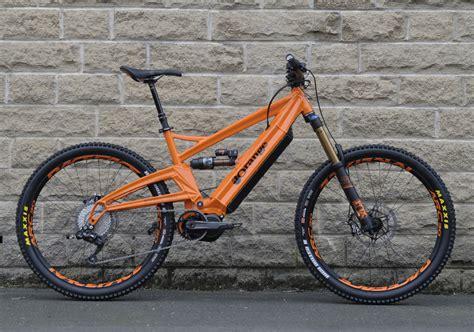 E Bike Enduro by News Orange S Strange Bikes Division Shows Enduro E