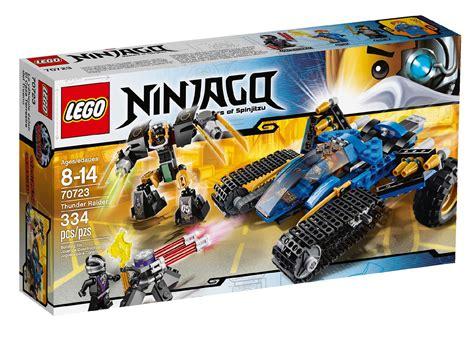 Lego Go Set 12 review lego 70723 thunder