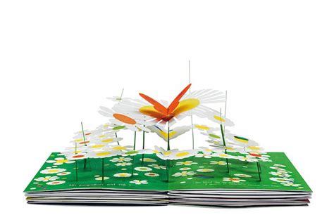 11 Beautiful Pop Up Books To Read With Your
