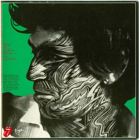 rolling stones tattoo you songs quot you quot by the rolling stones 1981 yes i