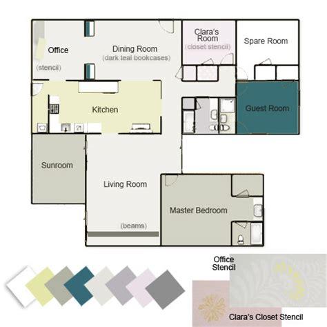 house color palette our whole house color palette house
