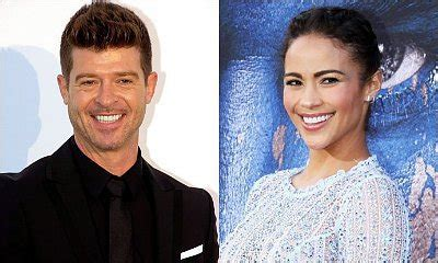 Amid Custody Battle And Keep On Rollin by Robin Thicke News Articles And Daily Gossips