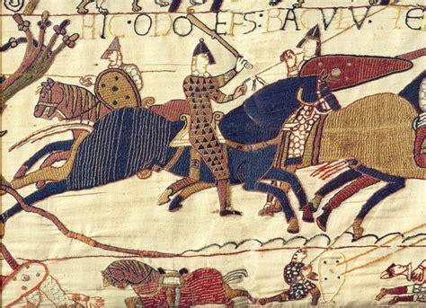 Tapisserie Reine Mathilde by Tapisserie De Bayeux Reine Mathilde La Normandie
