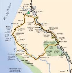 california trail location map get free image about