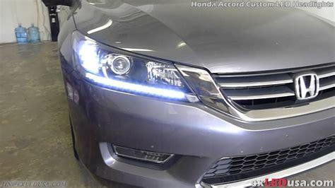 2013 honda accord led headlights exledusa honda accord custom led headlights