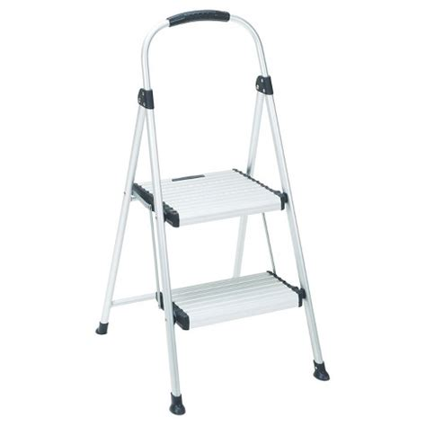 Cosco 2 Step All Aluminum Step Stool by Cosco 2 Step All Aluminum Step Stool Target