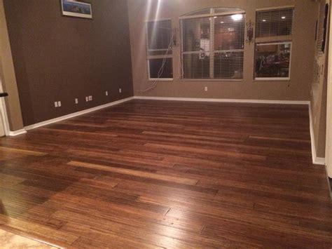 Featured Floor: Anji Handscraped Bamboo