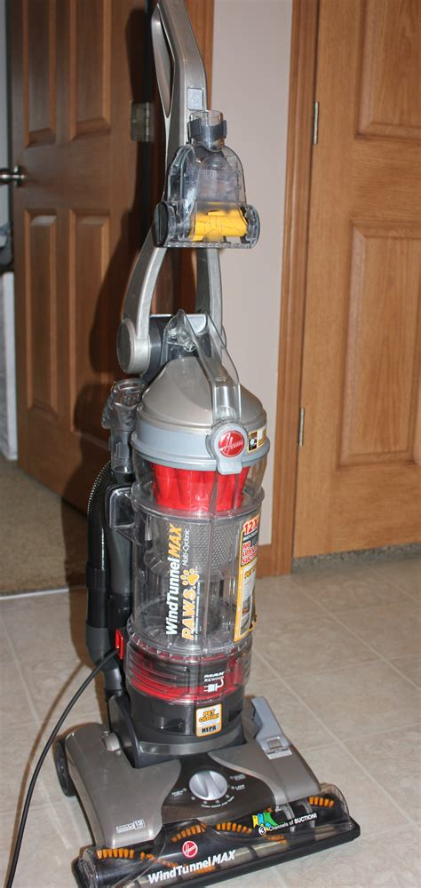Vacuum Cleaner Maxhealth Ez Hoover Cyclone hoover windtunnel max pet plus multi cyclonic bagless upright