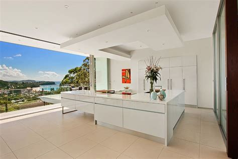 kitchen view visual treat 20 captivating kitchens with an ocean view