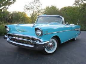 chevrolet bel air 1957 1957 chevrolet chevy bel air convertible motorland