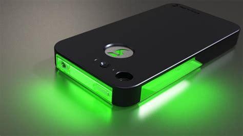 Led Iphone 4s flashr iphone 4 with led flash notifier gadgetsin