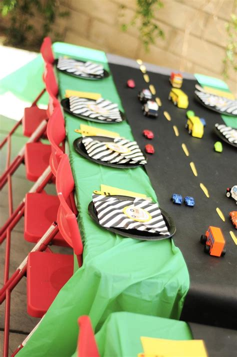 hot car themes kara s party ideas wheels on the bus party planning ideas