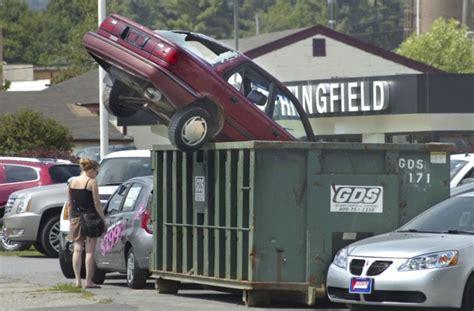 Car Dumpster car dumpster stand up for america