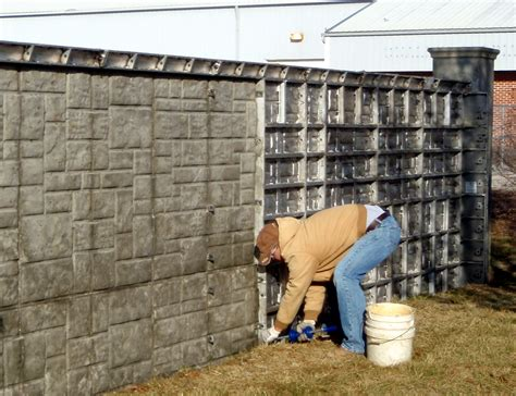 Cheap Kitchen Storage Ideas Privacy Fence Panel With Unique Diy Concrete Privacy Fence