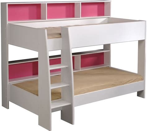 Tam Tam Bunk Bed Parisot Tam Tam White Bunk Bed Free Bunky Light
