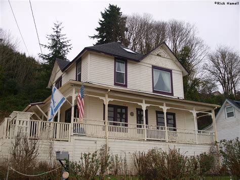 the goonies house the goonies of astoria oregon filming locations pacific northwest photoblog