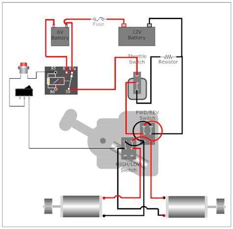 power wheels jeep hurricane wiring diagram get free