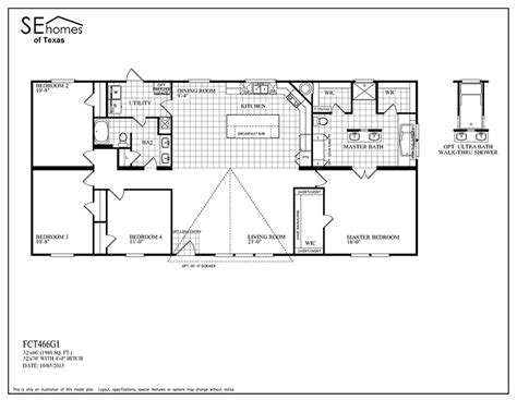 southern energy homes floor plans drake southern energy fossil creek 1st choice home centers