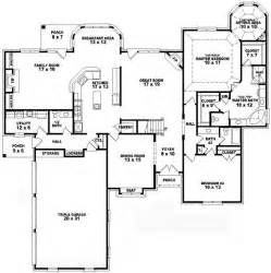 House Plans 1 1 2 Story by 653738 1 5 Story 4 Bedroom 4 5 Bath French