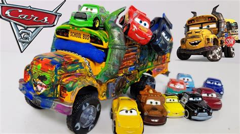 Cars Mini Racers Ramirez disney cars 3 toys lightning mcqueen ramirez leave miss fritter babysitting mini racers