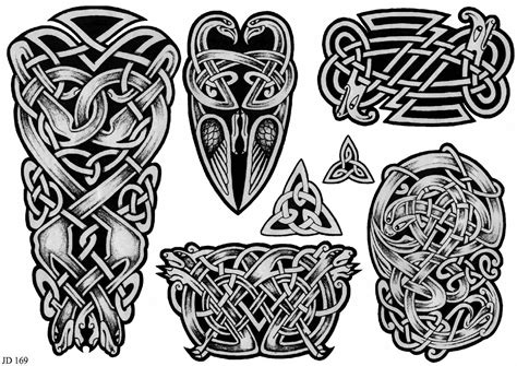 tattoo sheets designs celtic free pictures