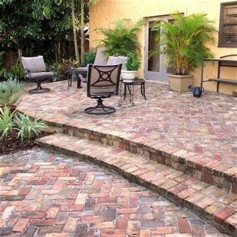 Patio Today by Herringbone Brick Patio Patio Design Today S 7 Most