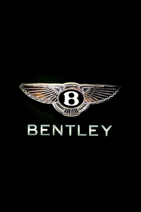 bentley logo black i really like the flying b bentley logo because it is very