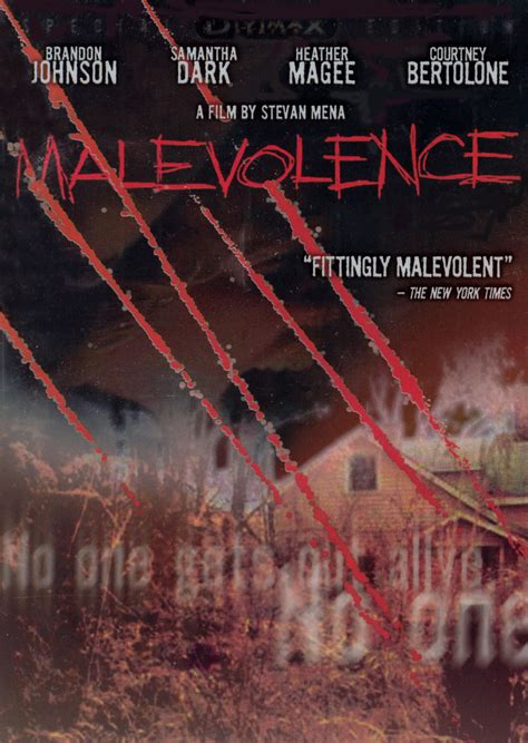 malevolence movie 2004 malevolence movie tv listings and schedule tvguide com