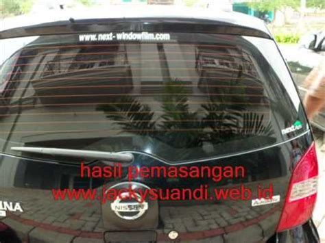 kaca film anti panas untuk mobil fungsi kaca film di mobil