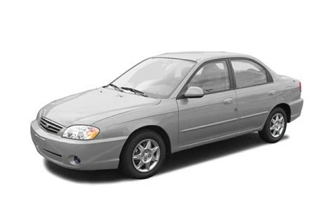 2003 kia spectra specs safety rating mpg carsdirect