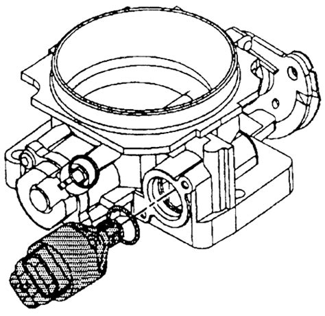 Iac Blazer repair guides electronic engine controls idle air iac valve autozone