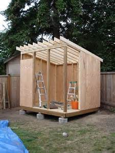 contemporary shed plans modern shed plans grow it pinterest