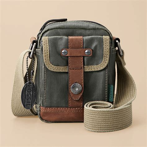 Fossil Smal Satchel 3322 2in1 fossil region small for gifts