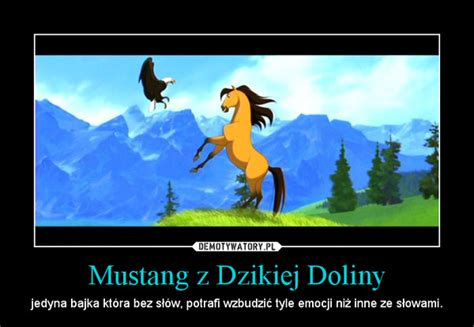 mustang z dzikiej doliny demotywatory pl