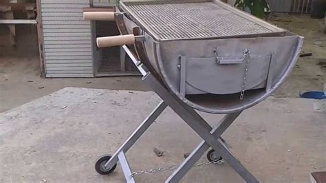 costruire un ladario fai da te barbecue artigianale