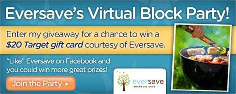 Target Virtual Gift Card - giveaway target giftcards from eversave southern savers