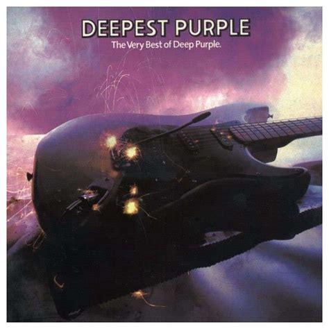 purple the best vinyles purple deepest purple the best of en